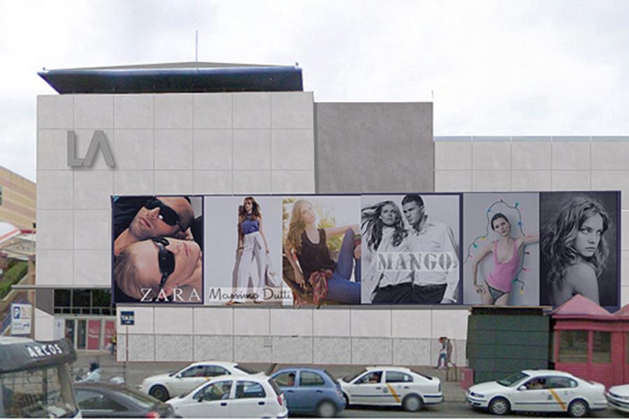 Los Arcos - Propuesta SCA - fachada - 23 feb 2009